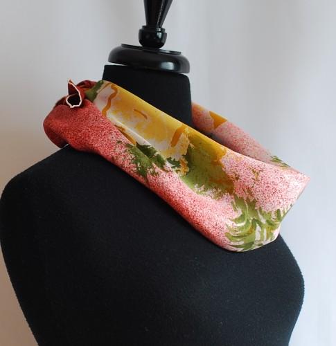 Vintage Scarf Made in Switzerland