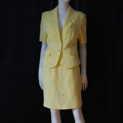 e134693fd416 Weinberg Paris 1980 s Summer Suit – France