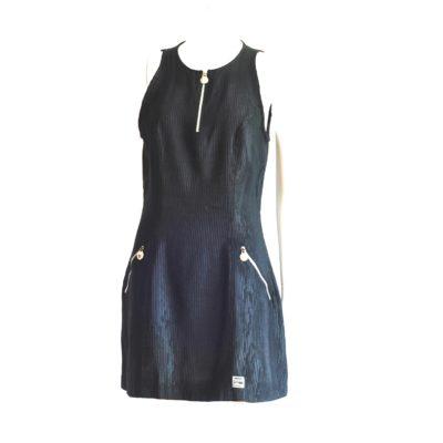 57c74e33e04d Versace Jeans Couture Black Corduroy Jumper – Italy