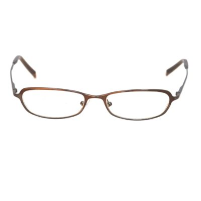 a77c1e0b5ce Gucci Eyeglass Frames In A Dark Metal With A Hint Of Bronze – Italy