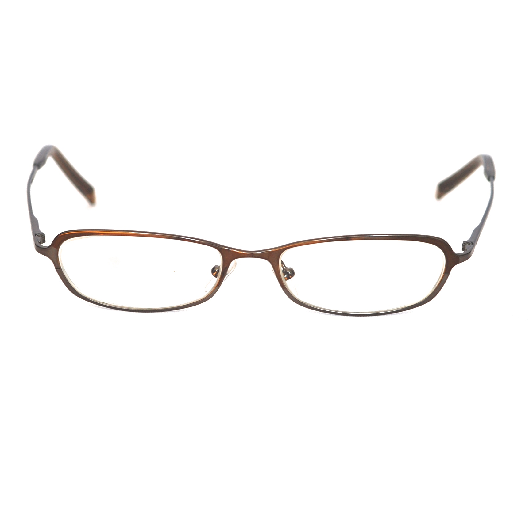 e632d96d8b035 Gucci Eyeglass Frames In A Dark Metal With A Hint Of Bronze – Italy ...