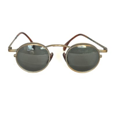 656fc955b88 Joop! 1990 s Steampunk Sunglasses With Lettering On Tops – Mod 8750-650  Germany