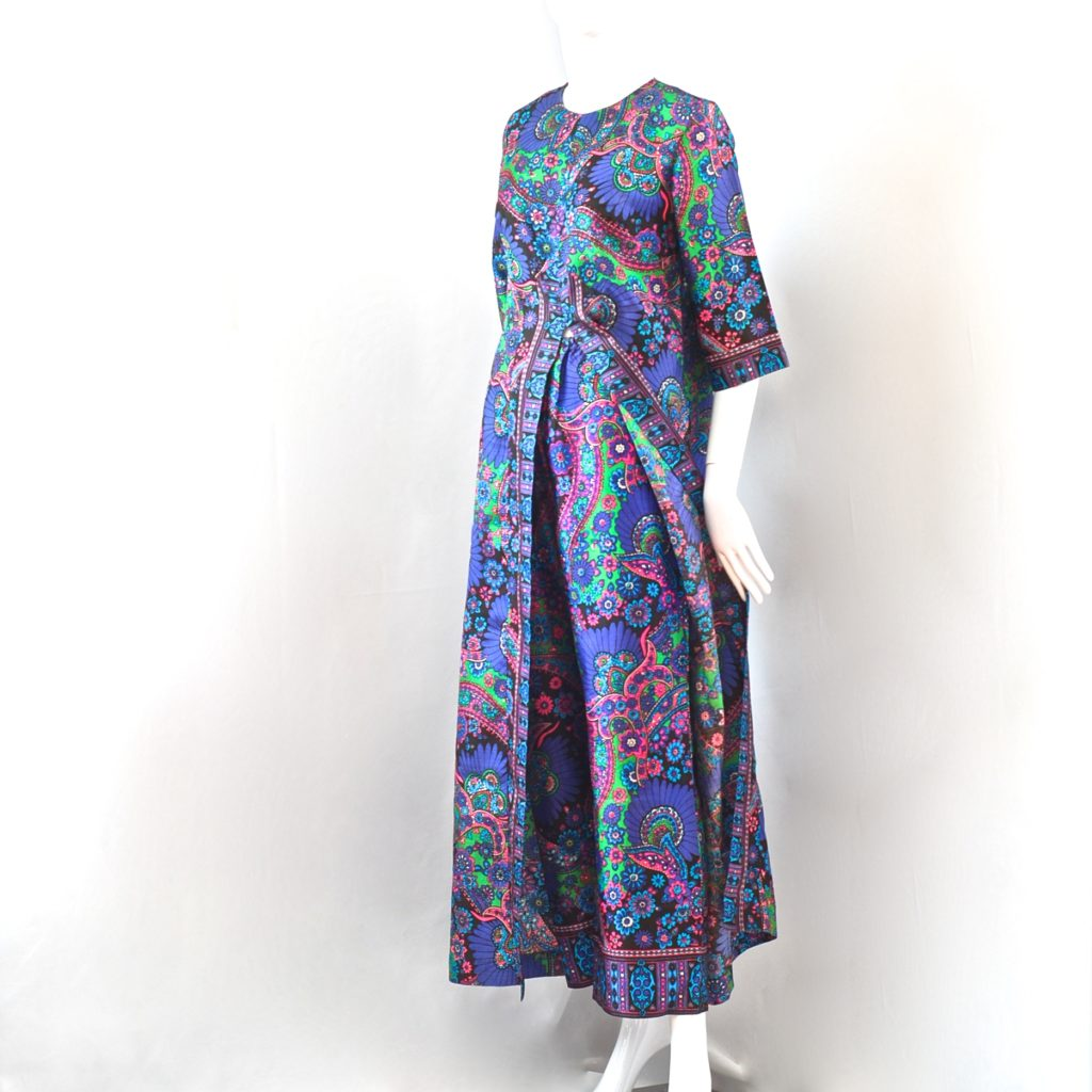0babdae461d ... 1960 s Pucci-Like Loungewear With Matching Trousers ...